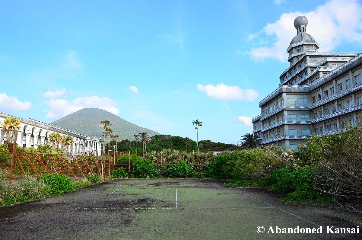 Hachijojima Urbex Abandoned Kansai