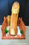 Huge Wooden Phallus