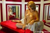 Marilyn Monroe Doll In A Sex Museum