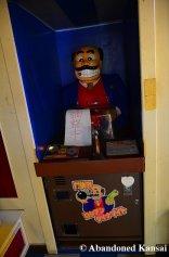 Russian Dynamite Arcade Machine