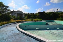 Spectacular Abandoned Pool
