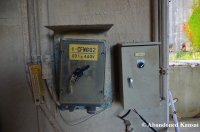 Abandoned Electrical Installations