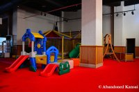 Abandoned Indoor Playground