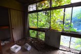 Abandoned Onsen Near A River