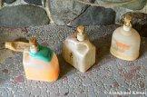 Abandoned Soap And Shampoo
