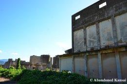 Abandoned Sumitomo Osaka Cement Factory