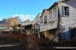 Abandoned Western Village
