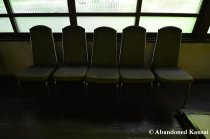 Five Chairs In The Hallway