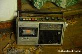 Toshiba 3 Band Radio Cassette Recorder