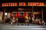 Western Gun Shooting