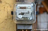 Abandoned Japanese Electricity Meter