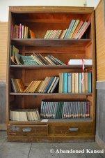 Abandoned School Books