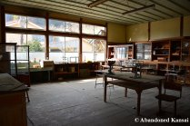 Abandoned Science Room