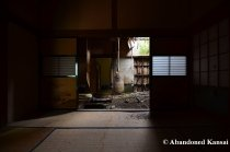 Abandoned Traditional Japanese House