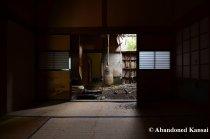 Abandoned Traditional Japanese House
