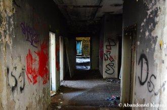 Disconcerting Hallway