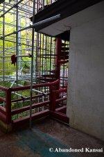Japanese Steel Framework