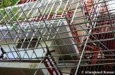 Massive Steel Scaffolding