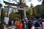 Oagata Shrine Torii