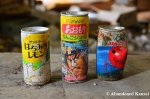 Samurai Apple Juice And Suntory HoneyLemon