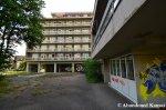 Abandoned Leukemia Hospital