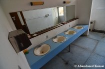 Abandoned Men's Bathroom