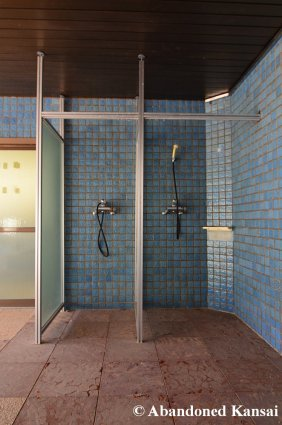 Abandoned Shower