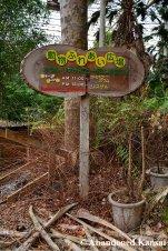 Abandoned Sign