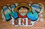 One Piece Graffiti