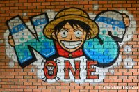 One Piece Graffiti