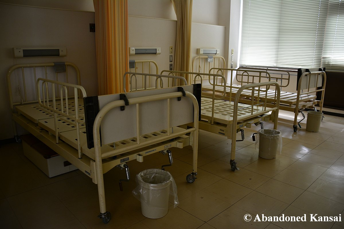 Abandoned Hospital Room | Abandoned Kansai