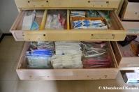 Abandoned Medical Equipment