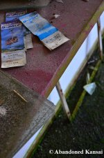 Abandoned Ropeway Tickets