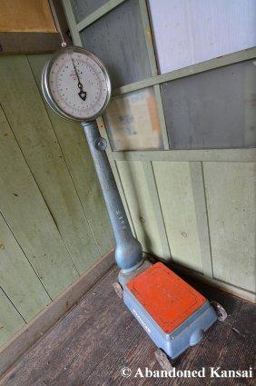 Abandoned Scale