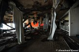 Arson In An Abandoned Japanese Hotel