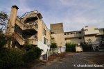 Back Of An AbandonedHotel