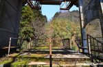 Decaying Ropeway Station