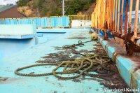 Deserted Dolphinarium