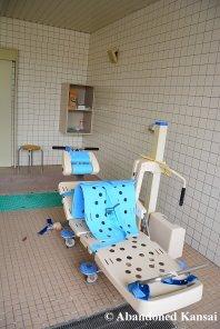 Medical Bathing Forklift