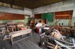 Stuff Left Behind In An AbandonedSchool