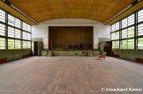 Wooden Gymnasium