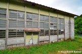 Wooden School Auditorium