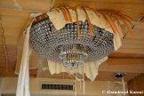 Abandoned Plastic Chandelier