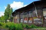 Abandoned Roundhouse