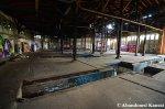 Abandoned Train RepairShop