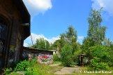Derelict Railyard