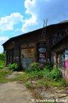 German Train Yard