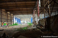 Abandoned Assembly Hall