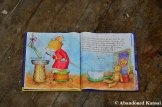 Abandoned German Children's Book