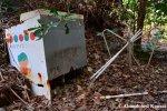 Abandoned Morinaga IcecreamFreezer